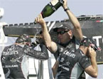 LV Victory Sees America's Cup Rematch