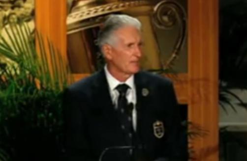 Sir Bob Charles' Induction to World Golf Hall of Fame