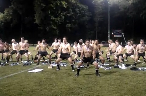 Highland Rugby Nationals: New Haka