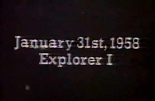 50th Anniversary of Explorer I