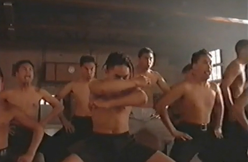 Once Were Warriors: Haka