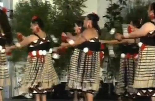 Traditional Maori Poi