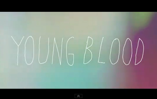 The Naked and Famous: Young Blood