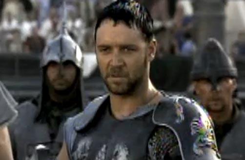 Trailer: Gladiator