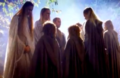 Trailer: LOTR – Fellowship of the Ring