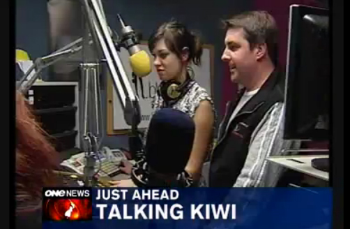New Zealand's Changing Accent