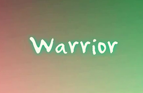 Kimbra Feat. Mark Foster: Warrior
