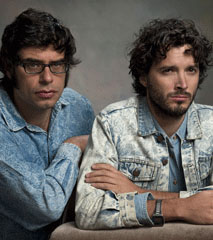 #94 Conchords Take International Award