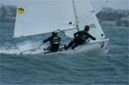 "Sailing Event a ""Kiwi Blackwash"""