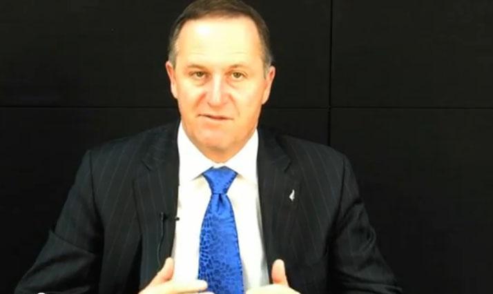 Prime Minister John Key On Budget 2012