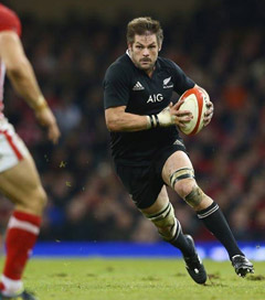 Our Inimitable All Black Captain