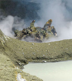 Strange Volcanic Goings-On