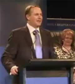 National Party's 2008 Election Victory
