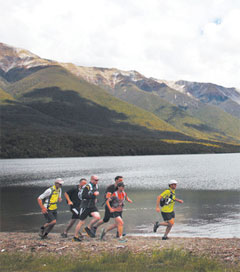 Trail Running Trend Speeds Up