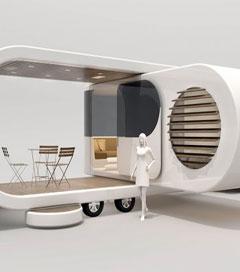 Not Just Any Caravan