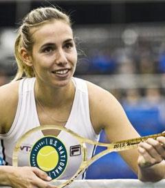Erakovic Scores WTA Title