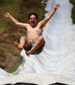 NZ Home to World's Largest Waterslide