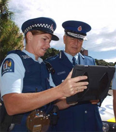 NZ Police Get Tech Savvy
