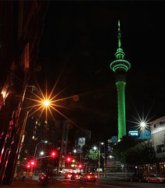 Sky Tower to Join St. Paddy's Day Festivities