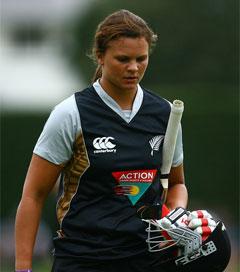 NZ Women's Cricket Player Issues 'Wakeup' Call