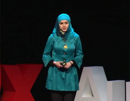 TEDxAuckland: Assil Russell
