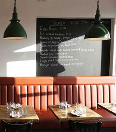 London Kiwi Chef Brings 'Balm to the Soul'