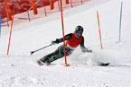 Skier Continues Streak