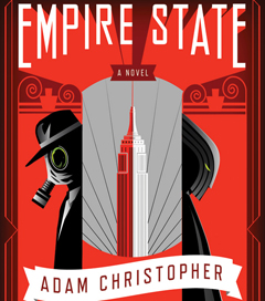Adam Christopher – 'the new future of science fiction'