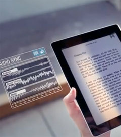 Integrating Sound in E-books