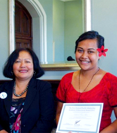 Samoan wins first ever NZ Pacific Scholarship Award