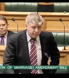 Williamson's Speech a Marriage Equality Great