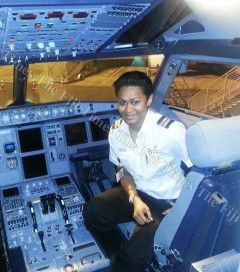 Merleen Thomas, Inspirational Airline Engineer