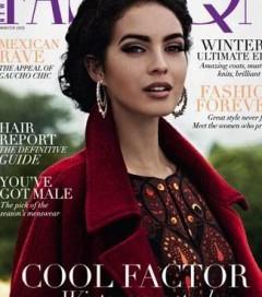 Olivia Lefebre's Modeling Career Takes Off