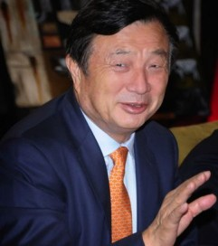 Huawei Founder Choses NZ to Speak to Media for First Time