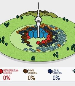 Auckland City Lets You be the Planner