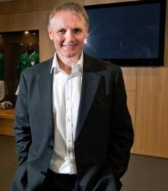 Jo Schmidt Answers Irish Rugby's Call