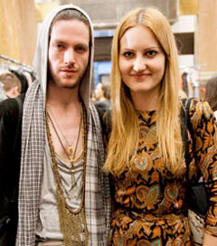 Viennese Fashion Line Intrigues