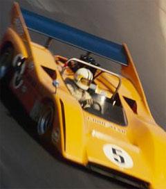 McLaren's Motor Racing Adventure Continues
