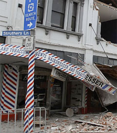 New Zealand in Midst of Year-long Earthquake