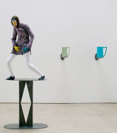 Wistful New York Gallery Debut for Upritchard