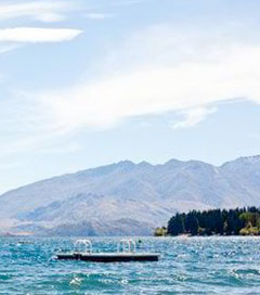 Wanaka Area Boasts Otherworldly Scenery