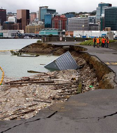 Wellington CBD Closes Following Magnitude 6.5 Quake