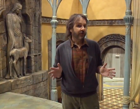 The Hobbit: Behind the Scenes – Production Video Blog Part 1
