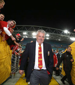 Gatland Rang His Chances and Triumphed