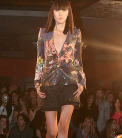 Moore's Los Angeles Runway Show a Hit