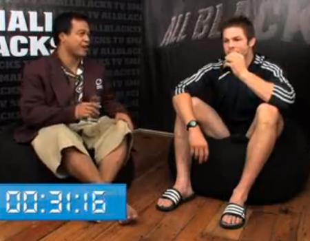 Richie McCaw: Weet-Bix Challenge