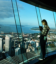 Sky Tower Named One of Regions Top Towers