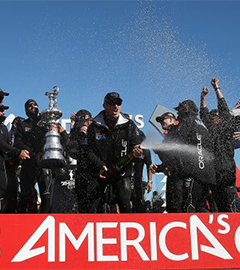 Oracle Wins America's Cup