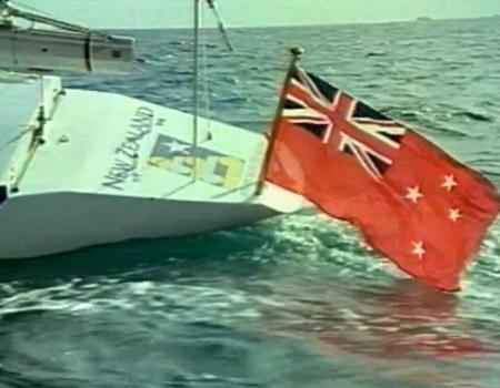 Sailing Away, 1986
