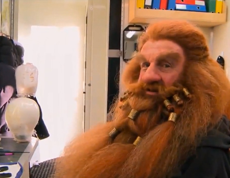 The Hobbit: Behind the Scenes – Production Video Blog Part 7